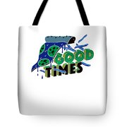 Good Old Times Pizza Fries Born In The 90s Husband Wife Tote Bag