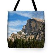Half Dome, Yosemite National Park Tote Bag