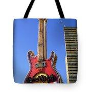 Hard Rock Cafe, Warsaw Tote Bag