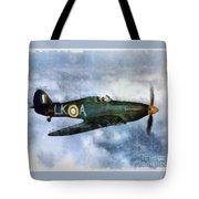 Hawker Hurricane, Wwii Tote Bag