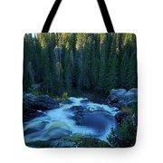 Hepokongas Waterfall Tote Bag