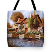 Il Salice Tote Bag by Guido Borelli