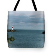 Irondequoit Outlet Tote Bag