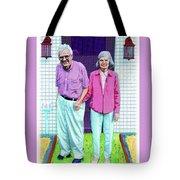 Jane And Sherwood Tote Bag