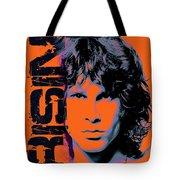 Jim Morrison, The Doors Tote Bag