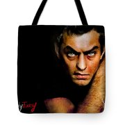Jude Law Tote Bag