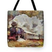 Kylltal Railway  Tote Bag
