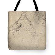 La Virgen Del Buen Suceso   Tote Bag