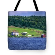 Lahave, Nova Scotia Tote Bag