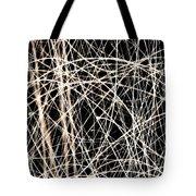 Lighttrails Tote Bag