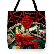 Lion Of St. Mark Tote Bag