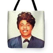 Little Richard, Music Legend Tote Bag