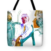 Looking After The King Tote Bag