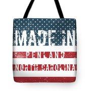 Made In Penland, North Carolina Tote Bag