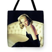 Martha Hyer, Vintage Actress Tote Bag