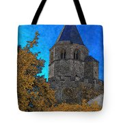 Medieval Bell Tower 6 Tote Bag