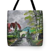 Melody Of A Dream Tote Bag