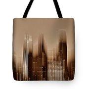 Minneapolis 2 Tote Bag by David Manlove