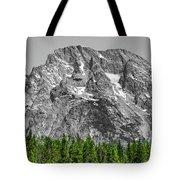 Mountain Rising Tote Bag