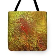 My Colorful World Tote Bag