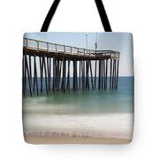 Ocean Pier Tote Bag