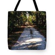 Dirt Road Tote Bag