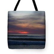 Outer Banks Sunrise Tote Bag