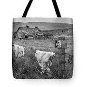 Palouse Barn 9901 Tote Bag