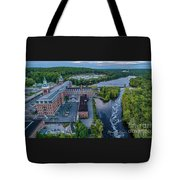 Ponemah Mill Tote Bag