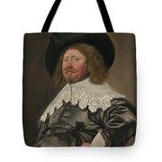 Portrait Of A Man  Possibly Nicolaes Pietersz Duyst Van Voorhout  Tote Bag