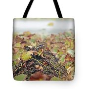 Queen Of The Mound Tote Bag