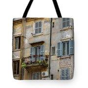 Residence Tote Bag