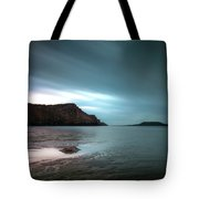 Rhossili Bay And Worms Head Tote Bag