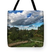 Sagamore Hill Tote Bag