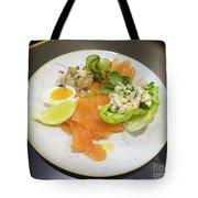 Seafood Platter Tote Bag