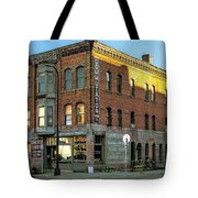 See You Later Commutator Tote Bag