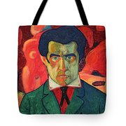 Self Portrait, 1910 Tote Bag