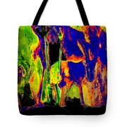 Self-portrait By A River Tote Bag