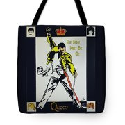 Show Must Go On Tote Bag