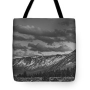 Somewhere In California Tote Bag