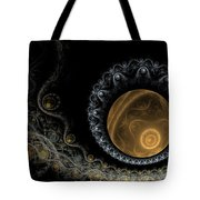 Somewhere In The Universe-2 Tote Bag