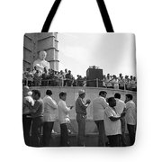 Jose Marti Memorial Tote Bag