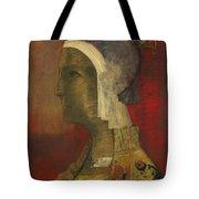 Symbolic Head, 1890 Tote Bag