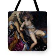 Tarquin And Lucretia Tote Bag