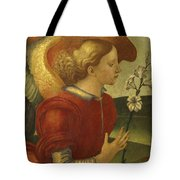 The Archangel Gabriel Tote Bag