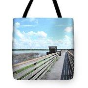The Birdwalk Tote Bag