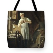 The Coppersmith  Tote Bag