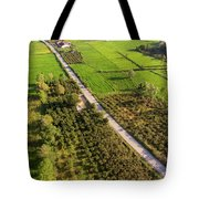 The Road Tote Bag by Okan YILMAZ