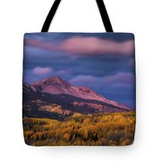 The Whisper Of Clouds Tote Bag by John De Bord