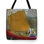 The Yellow Sail, 1905 Tote Bag